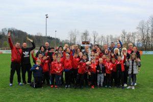 (PRSTIĆI) Nogometni turnir u Deutschlandsberg, Austrija, 06.04.2019.